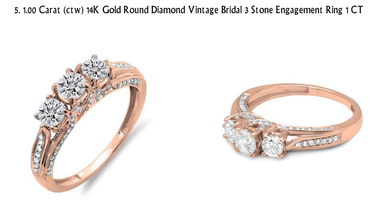 5 Popular Engagement Ring Trends 2018 YouTube