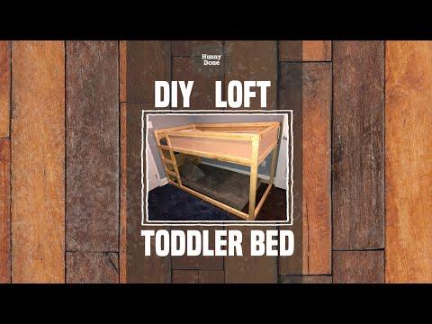 diy-loft-toddler-bed