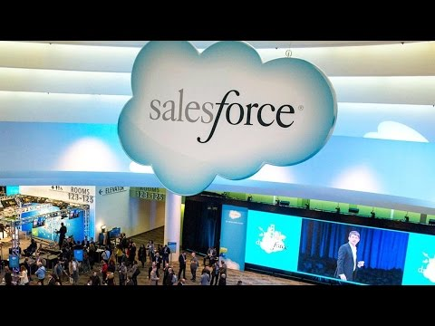 Jim Cramer Says Lots of Reasons to Own Salesforce Stock