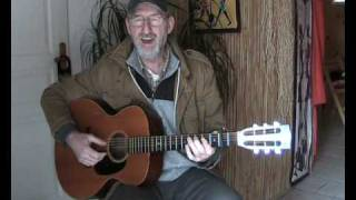 Jim Bruce Blues Guitar - Untrue Blues (Blind Boy Fuller Cover)