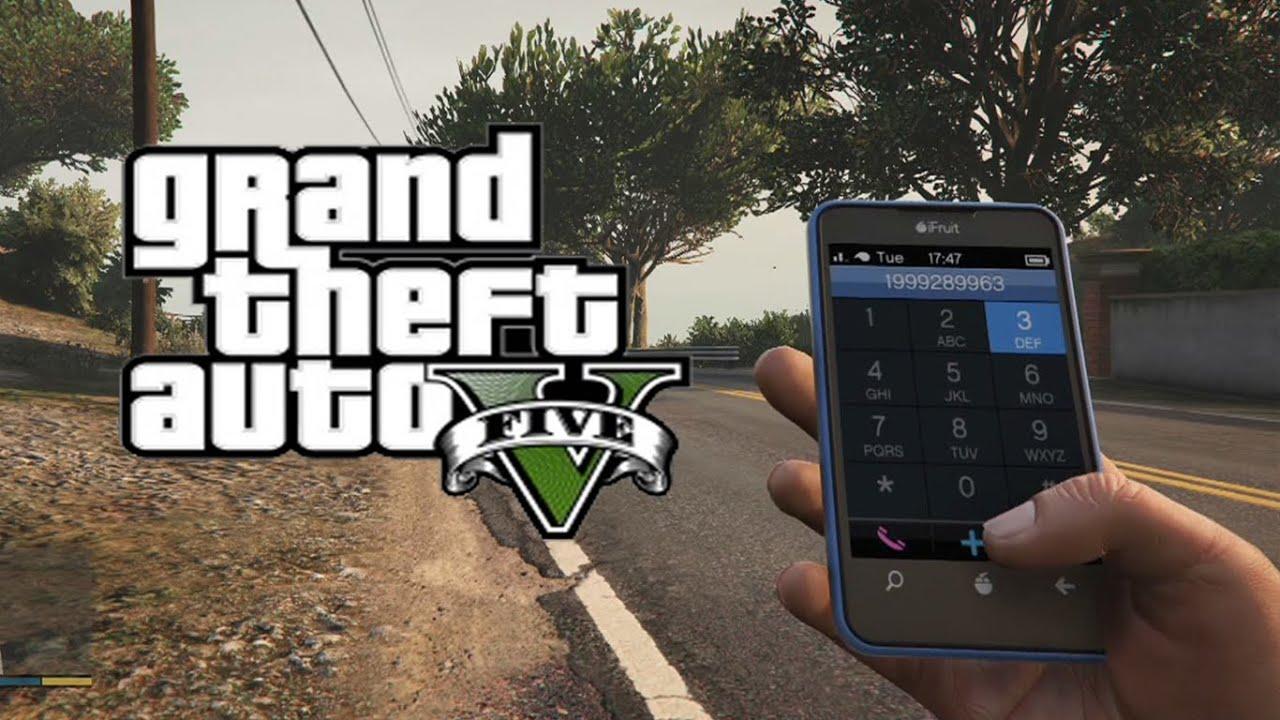 9 ارقام جديدة كلمات سر في الجوال Gta V الجيل الجديد حرامي السيارات 5 Ps4 Grand Theft Auto 5 Youtube