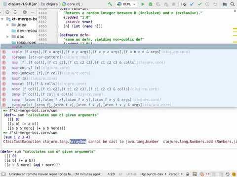 clojure(2) Мультиметоды, Типы и протоколы