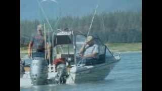 Halibut fishing in Juneau Alaska
