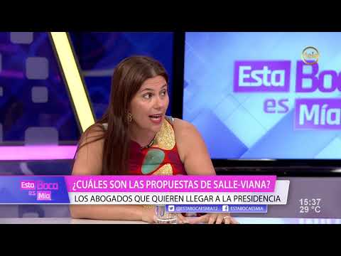 Gustavo Salle Y Enrique Viana, Una Fórmula Explosiva / 2