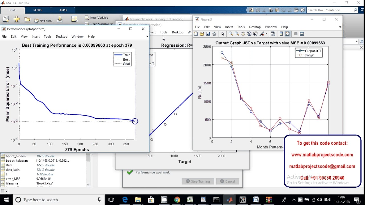 Matlab Projects Code