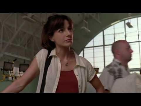 2 Lisa Sheridan scenes from WATERSHED