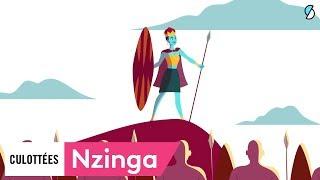 Nzinga, reine du Ndongo - Culottées #5
