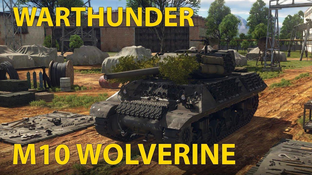 war thunder m10