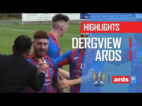 Dergview Ards Goals And Highlights