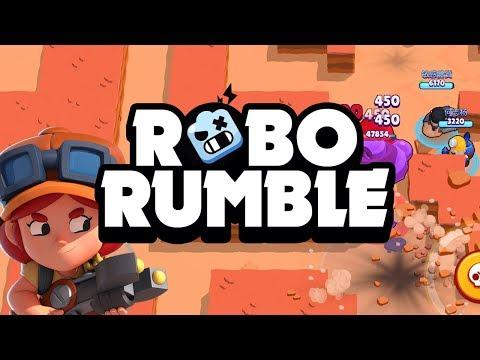 ROBO RUMBLE MI JE DONEO 10 NOVIH KUTIJA I JEDAN MEGA BOX | Brawl Stars
