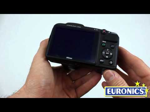 Fotocamera Digitale Nikon Coolpix L810 Black