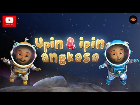 Upin & Ipin Angkasa