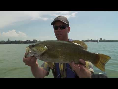 SO CLOSE to a Shack Fire! - Fishing for BIG Bluegills in a Wisconsin Wind Storm - Monona Bay SLOBS! from YouTube · Duration:  8 minutes 13 seconds