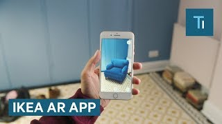 Take the guesswork out of furniture buying with IKEA's new AR app