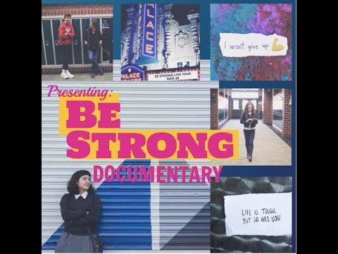 Be Strong to Host National Screening of New Bullying Prevention Documentary