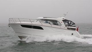 Marex 320 ACC tested by Motor Boats Monthly
