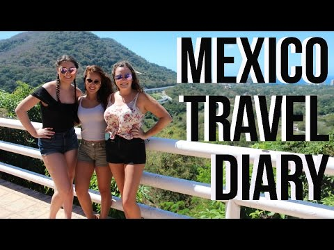 Mexico Travel Diary + GoPro Surfing Footage!