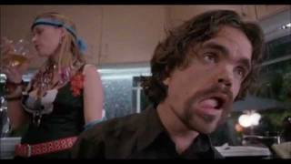 Peter Dinklage in Tiptoes (2003) Part 2 - Maurice & Carol
