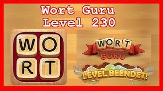 Wort Guru - Level 230 (UPDATE: Februar 2019) - Lösung (Immer aktuell!)