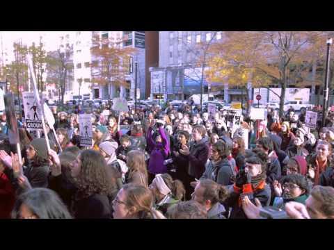 Montréal en solidarité avec Standing Rock