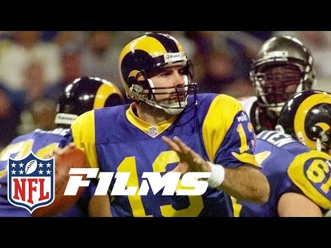 #8 Kurt Warner Shreds the Vikings (1999) | NFL Films | Top 10 Playoff Performances