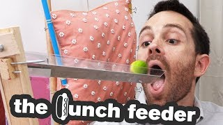 The Lunch Feeder - How To Be More Productive at Work