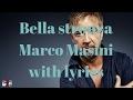 Bella stronza Marco Masini - Karaoke