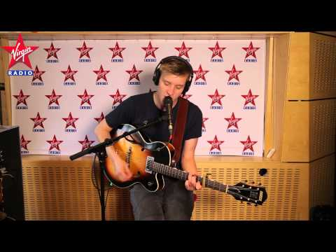George Ezra en  dans Le Lab Virgin Radio Blame It on Me
