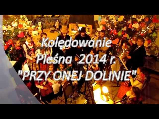 Przy onej dolinie - Pleśna 2014 r.