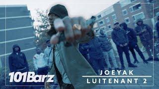 JoeyAK - Luitenant 2 (Prod. Chahid) - 101Barz Videoclipz
