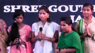 44th annual day celebration 2016 part 1