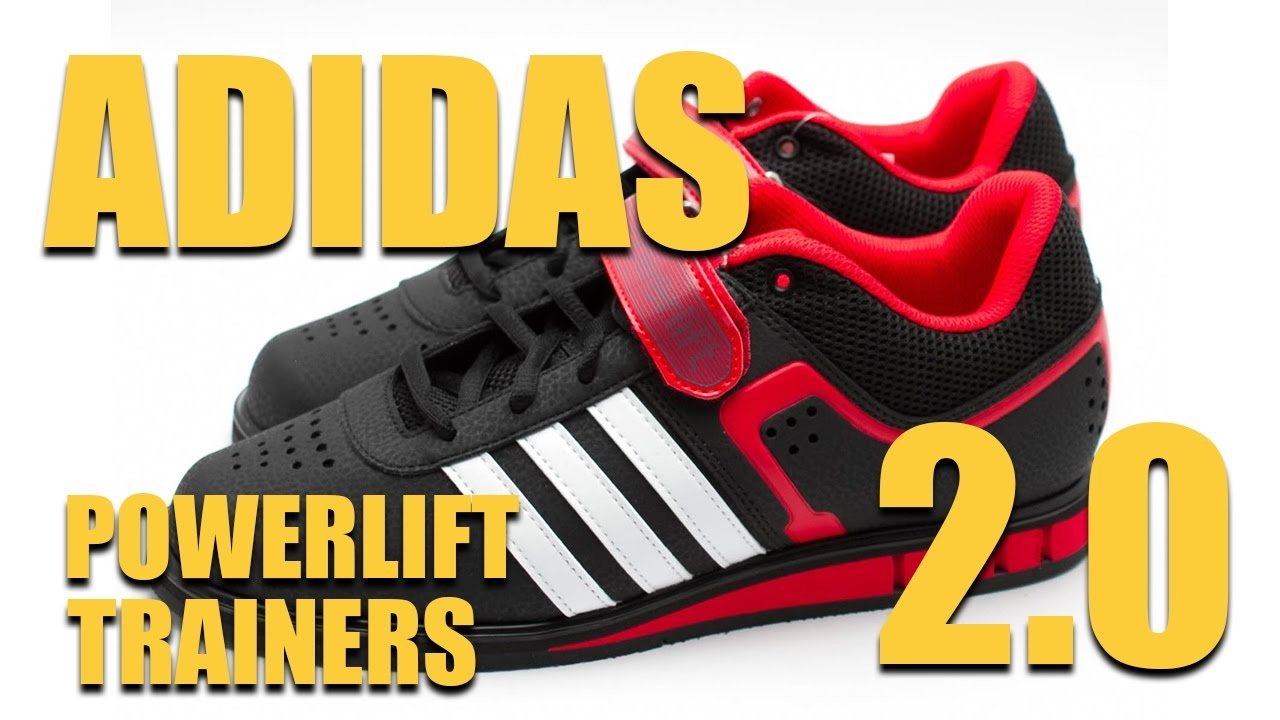 Adidas Powerlift 2.0 review YouTube