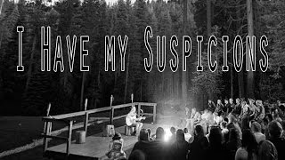 """I have my suspicions"" by MyHatIsBlue | MrCreepyPasta"