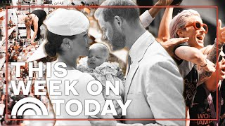 USA Soccer Champions Come Home, Baby Archie's Royal Christening & More | TODAY