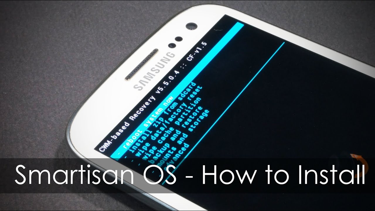 Phone Custom Os For Android Phones galaxy s3 how to install the smartisan os custom rom i9300 only only