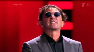 Лепс Гагарина Баста и Градский В голосе Вступительная Песня наставников