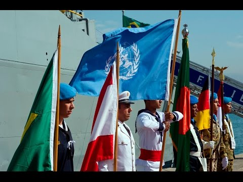 UNIFIL Celebrates 10th Anniversary of its Maritime Task Force