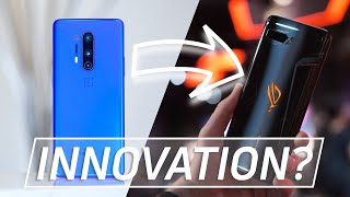 Flagships aren't driving innovation anymore
