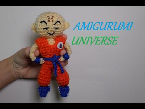 Ravelry: Dragon Ball Z Piccolo Amigurumi pattern by Natalie Smith   360x480