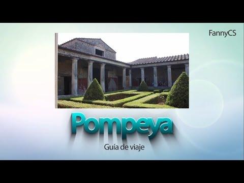 Pompeya. Guía de Viaje | Pompeii. Travel Guide