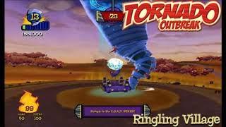 Tornado Outbreak  Ringling Village!