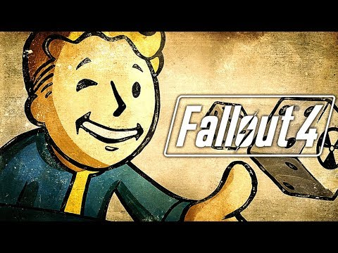 Fallout 4 - BOS and Far Harbor LIVE