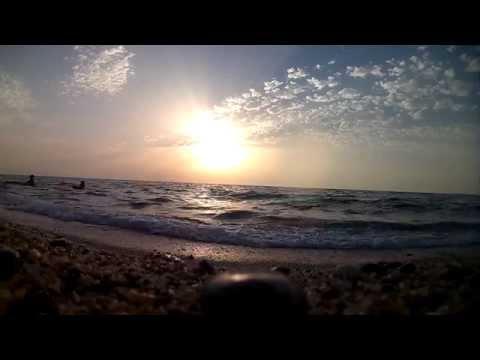 Southern Italy.One Minute Of Tyrrhenian Sea