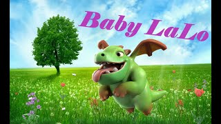 Baby LaLo CRUSHES Townhall 12's In Clash of Clans!