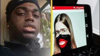 Kodak Raccoon Black Says People Are Reaching By Calling Gucci Racist!