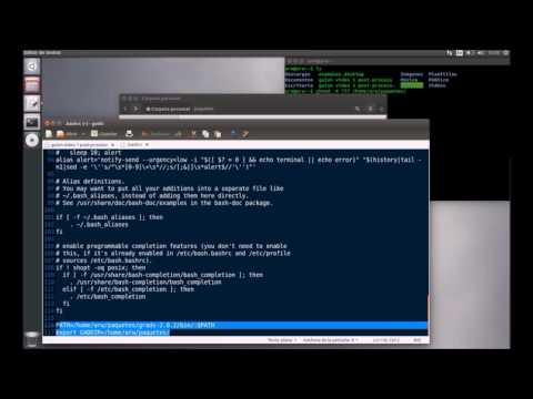 Tutorial de instalacion GrADS, ARWPost, WGrib2, G2CTL para utilizar las salidas del modelo WRF
