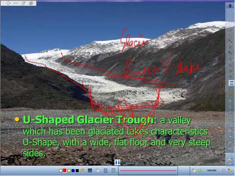 Geography  Landforms by Glaciation video 10