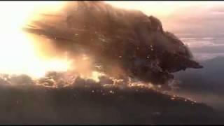 FANTASTICO SCONTRO Droni contro alieni  (film skyline)  :)