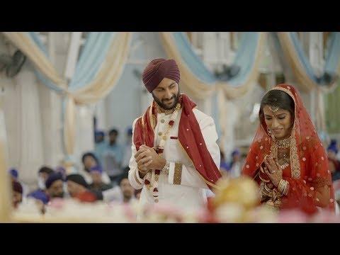 The Wedding Of Ajay And Vanna At Bangkok Marriott Marquis - Thailand (Highlight)