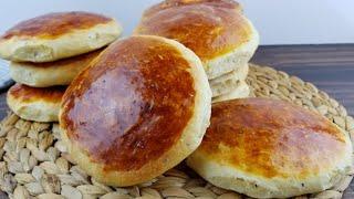 طريقة عمل اقراص الكبانه اليمنيه | Yemeni Baked Tea-bread